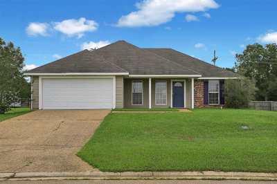 Byram Single Family Home For Sale: 118 Callaway Cir