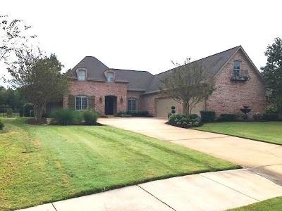 Madison Single Family Home For Sale: 108 Novara Trl