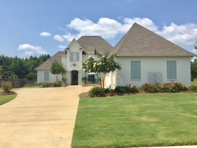 Madison MS Single Family Home For Sale: $517,900