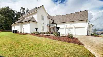 Flowood Single Family Home For Sale: 1424 Ruby Pointe