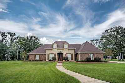 Rankin County Single Family Home For Sale: 608 Three Prong Rd