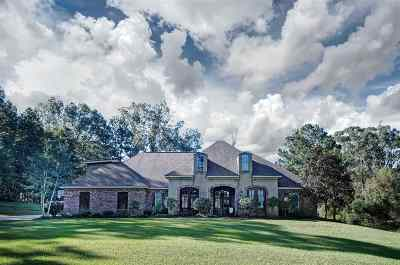 Rankin County Single Family Home Contingent/Pending: 106 Hunter Trl