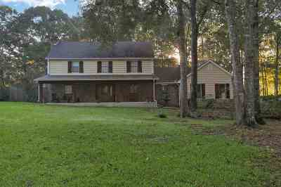 Florence, Richland Single Family Home Contingent/Pending: 137 Houston Acres Rd