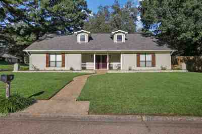 Rankin County Single Family Home For Sale: 61 Sunline Dr