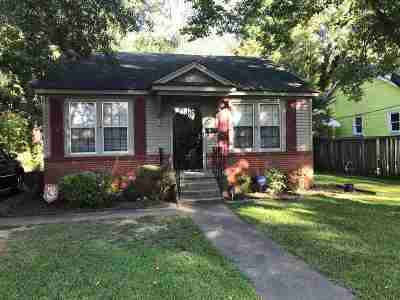 Canton Single Family Home For Sale: 320 Dobson Ave