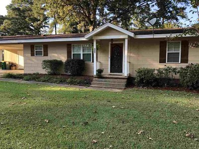 Ridgeland Single Family Home For Sale: 206 Pecan Park Dr