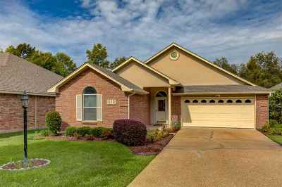 Clinton Single Family Home Contingent/Pending: 212 Twin Lakes South