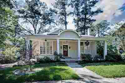 Hinds County Single Family Home For Sale: 747 Arlington St