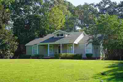 Carthage Single Family Home For Sale: 1206 N Pearl St
