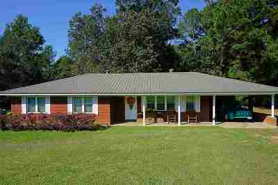 Carthage Single Family Home Contingent/Pending: 3899 Midway Rd