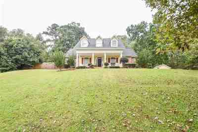 Hinds County Single Family Home For Sale: 302 Foxton Cv