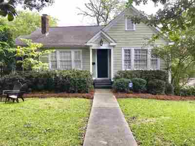 Hinds County Single Family Home For Sale: 1804 St. Ann St