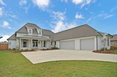 Madison Single Family Home For Sale: 421 Stonewater Cv