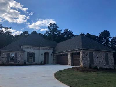 Flowood Single Family Home For Sale: 121 Longleaf Way