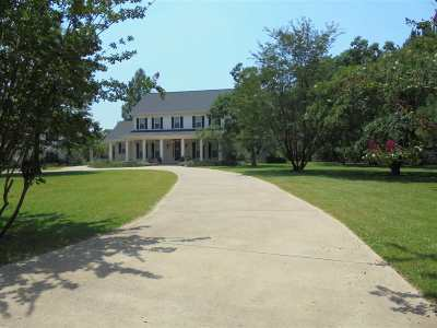 Hinds County Single Family Home For Sale: 4299 Tank Rd