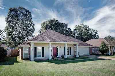 Brandon Single Family Home Contingent/Pending: 247 Cherry Bark Dr
