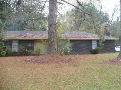 Jackson Single Family Home For Sale: 132 Marshall Dr