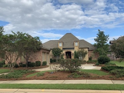 Madison Single Family Home For Sale: 110 Novara Trl