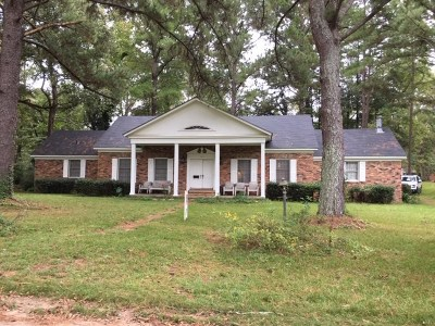 Newton County Single Family Home For Sale: 104 White St