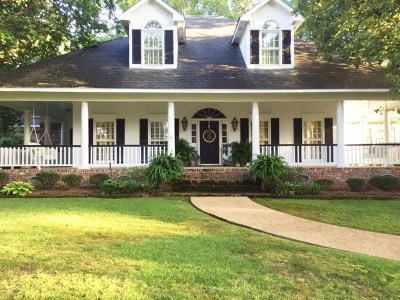 Hinds County Single Family Home For Sale: 30 Avery Cir