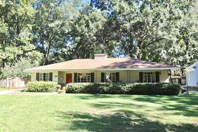 Jackson Single Family Home For Sale: 4022 Hawthorne Dr