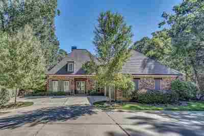 Hinds County Single Family Home For Sale: 1821 Woodridge Cv