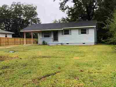 Pearl Single Family Home For Sale: 243 N Foxhall Rd