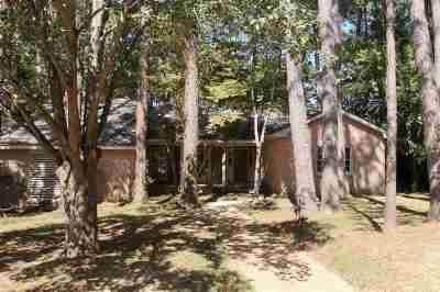 Jackson Single Family Home Contingent/Pending: 1510 Douglass Dr