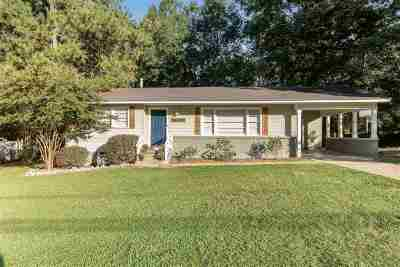 Pearl Single Family Home Contingent/Pending: 3436 Old Brandon Rd
