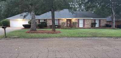 Jackson Single Family Home For Sale: 5955 Kristen Dr