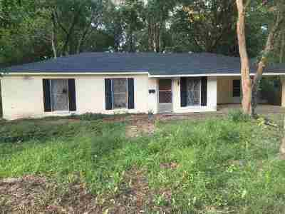 Jackson Single Family Home For Sale: 916 Palm St