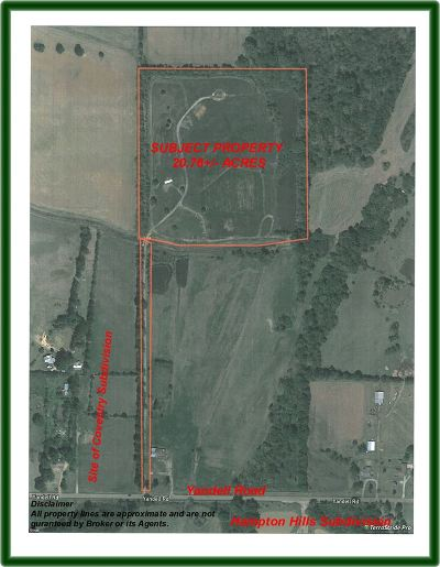 Madison Residential Lots & Land For Sale: 466 Yandell Dr