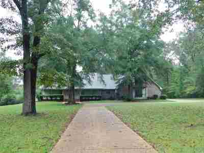 Leake County Single Family Home For Sale: 1200 Hwy 16 None
