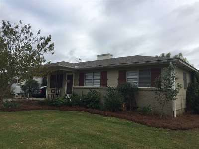 Pearl Single Family Home Contingent/Pending: 2603 Pine Circle Dr