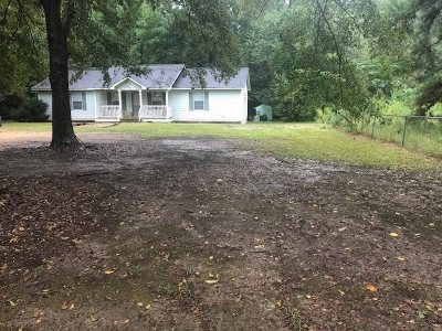 Simpson County Single Family Home For Sale: 653 Lamar Rd NE