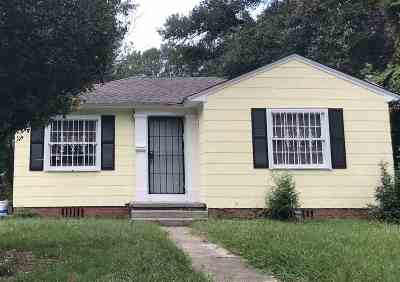Jackson Single Family Home For Sale: 321 Segura Ave