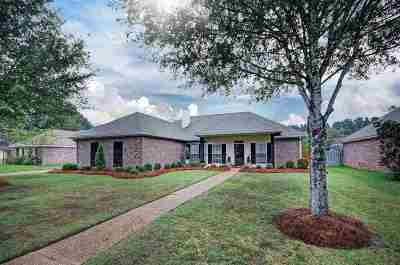 Brandon Single Family Home Contingent/Pending: 3004 Cross Creek Cv