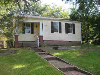 Jackson Single Family Home For Sale: 1046 Whitworth St
