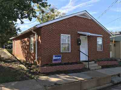 Leake County Commercial For Sale: 203 N Pearl St