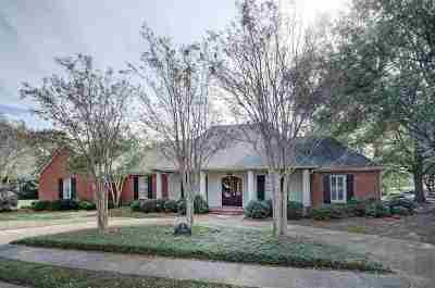 Ridgeland Single Family Home For Sale: 106 Canterbury Pl