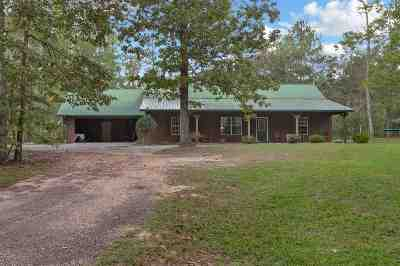 Smith County Single Family Home For Sale: 406 Tullos Rd