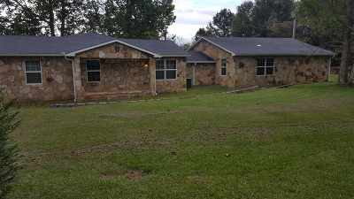 Neshoba County Single Family Home For Sale: 11430 Hwy 491
