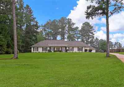 Rankin County Single Family Home For Sale: 6406 Manship Rd