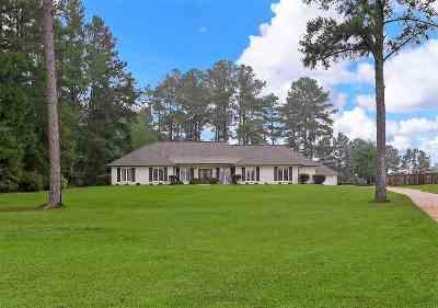 Brandon Single Family Home For Sale: 6406 Manship Rd