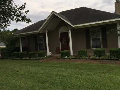 Byram Single Family Home For Sale: 4278 Glenn Oak Cir