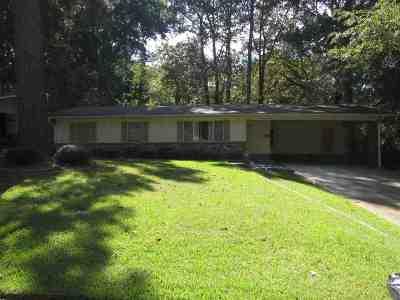 Jackson Single Family Home For Sale: 1781 Dorgan St