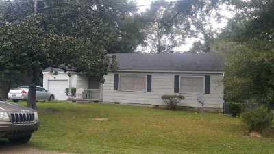 Jackson Single Family Home For Sale: 130 Del Rio St