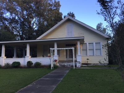 Hinds County Single Family Home For Sale: 204 Jackson Ave