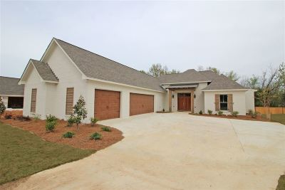Canton Single Family Home For Sale: 112 Coventry Ln
