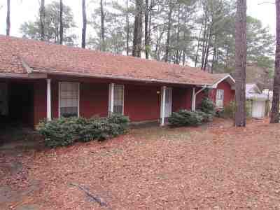 Jackson Single Family Home For Sale: 1152 Ferncrest Dr